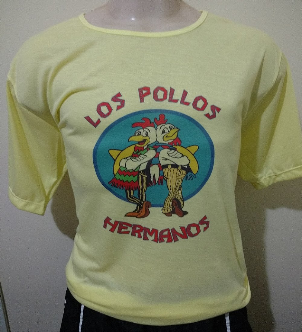 """Camiseta """"Los Pollos Hermanos"""""""