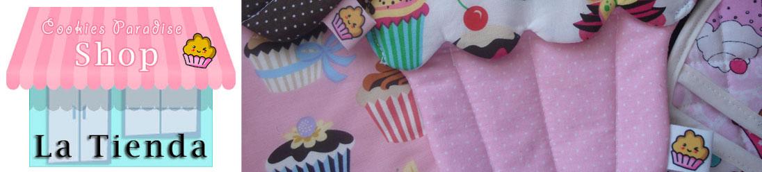 """Cookies Paradise Shop """"La Tienda"""""""