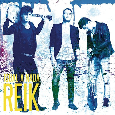 Reik - Igual A Nada Lyrics