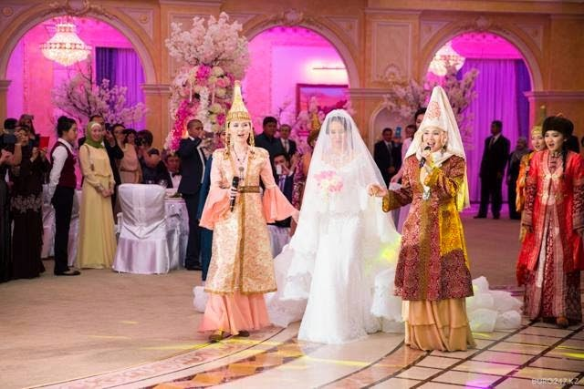 Foto perkahwinan anak perdana menteri 42