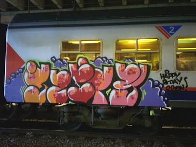GRAFFITI OMG crew