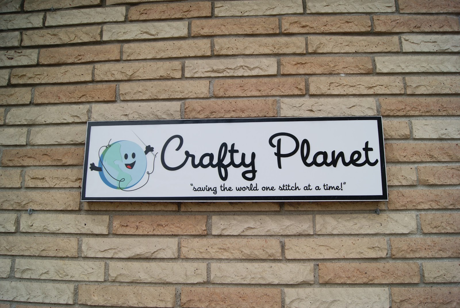 Crafty Planet in Minneapolis, Minnesota