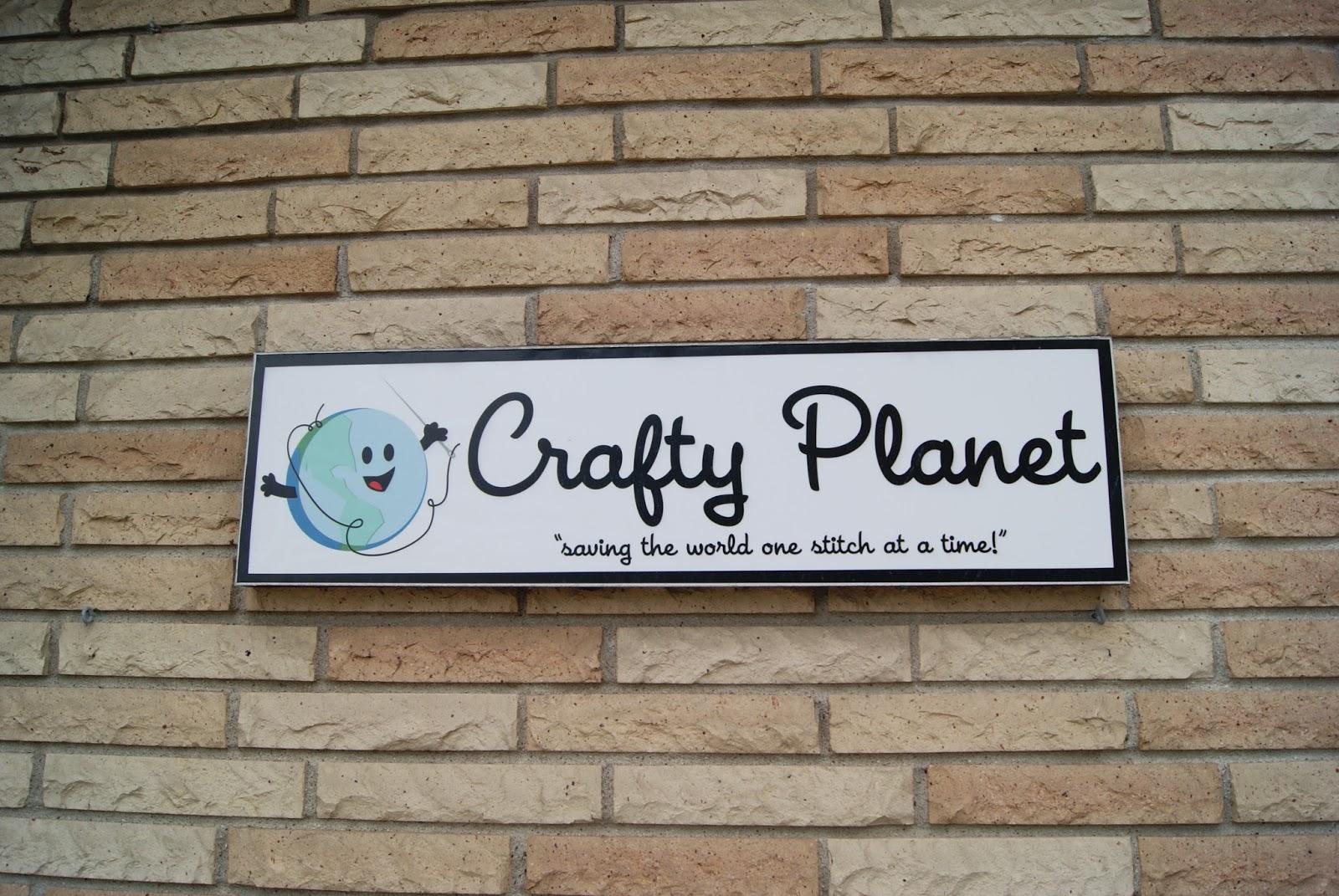 Crafty Planet in Minneapolis, Minnesota
