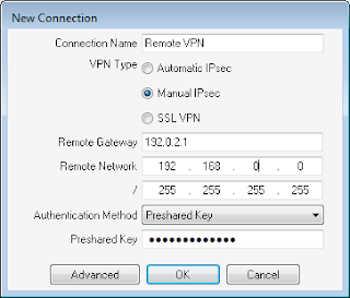 Add VPN Connection Profile