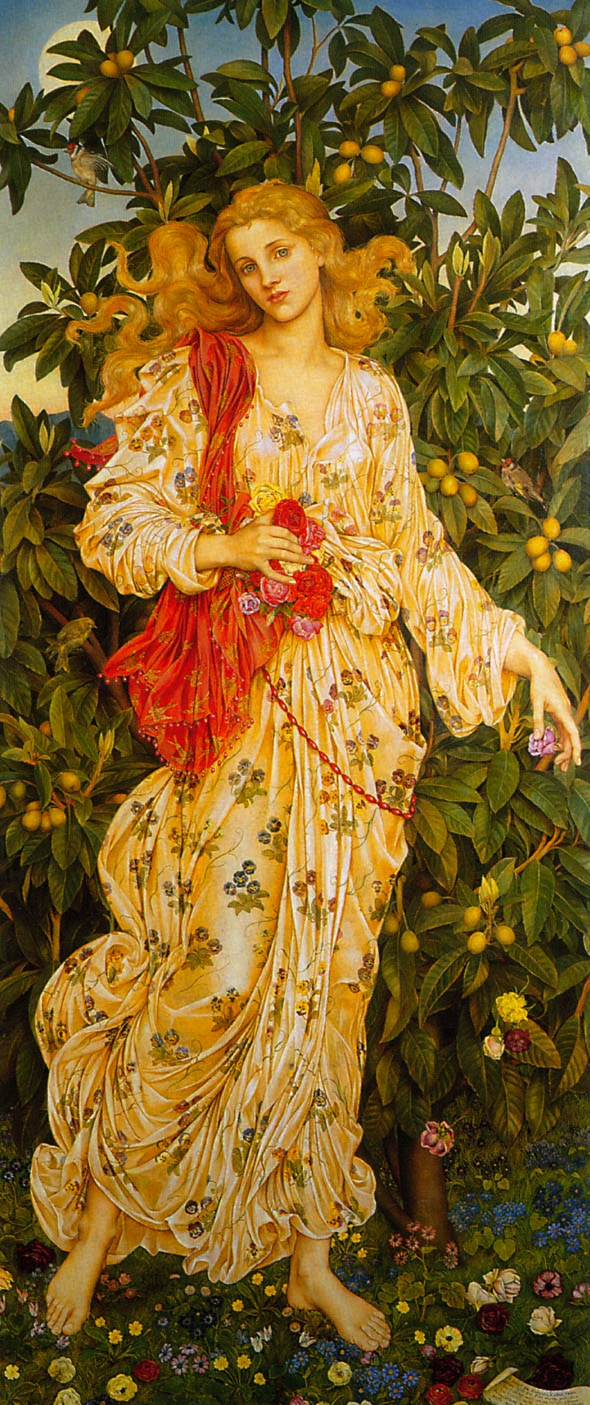 Victorian British Painting  Female Pre
