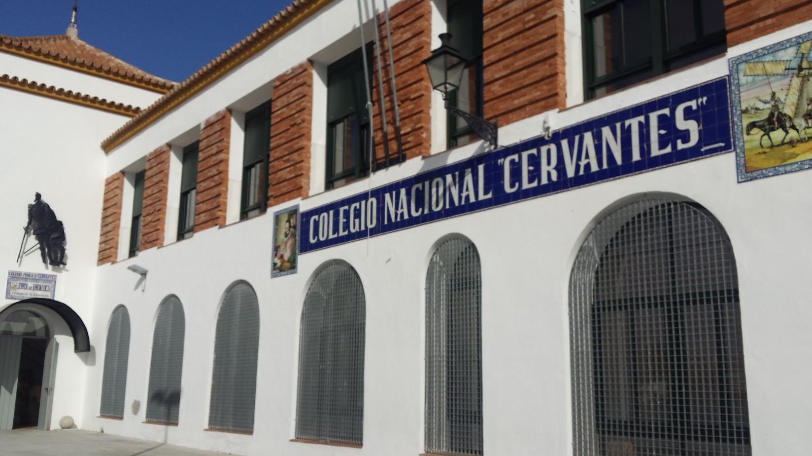 Mantenimientos en colegios de Alcalá de Guadaíra
