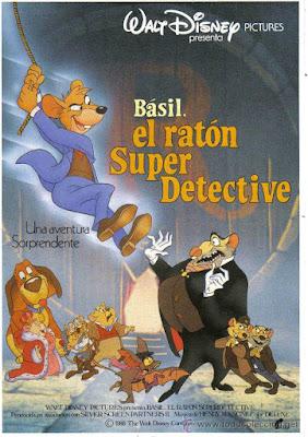 Basil, el ratón superdetective, Disney