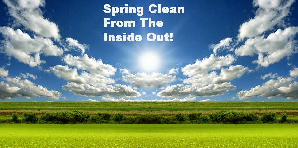Cleanse and Restore For Spring!