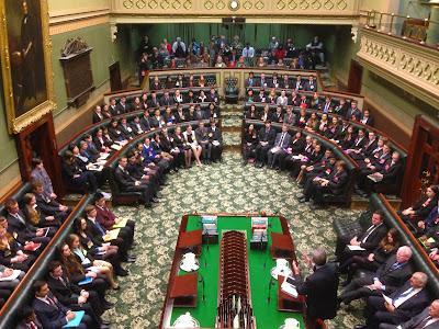 Ημέρα Μνήμης για τους Έλληνες του Πόντου και της Μικράς Ασίας στη βουλή της Νέας Νότιας Ουαλίας