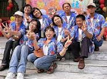 國立空中大學澎湖中心學生代表會的部落格 ( 請用滑鼠點擊照片 )