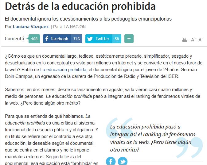 http://www.lanacion.com.ar/1524276-detras-de-la-educacion-prohibida