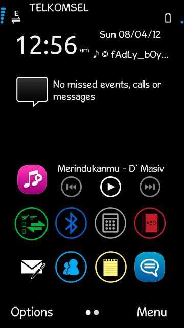Tema Khas Windows Phone Buat Symbian Mu