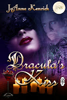 Book Review:Dracula's Kiss by JoAnne Kenrick + Giveaway!