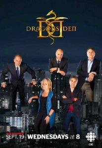 watch DRAGON'S DEN Canada season 7 tv streaming episode free online tv series