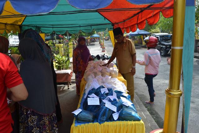 Pasar Murah Ramadhan BKMT Kota Tanjungbalai