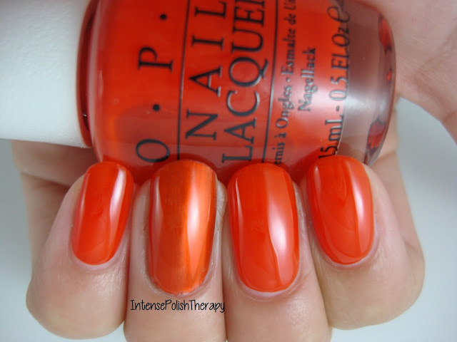 OPI - Chromatic Orange
