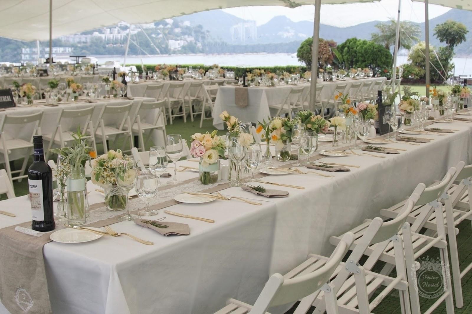 Divine floréal rustic peach wedding at hk country club