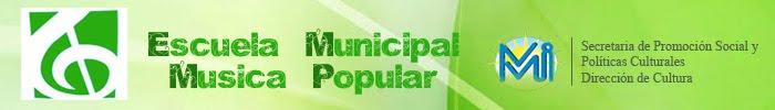 Escuela de Musica Popular