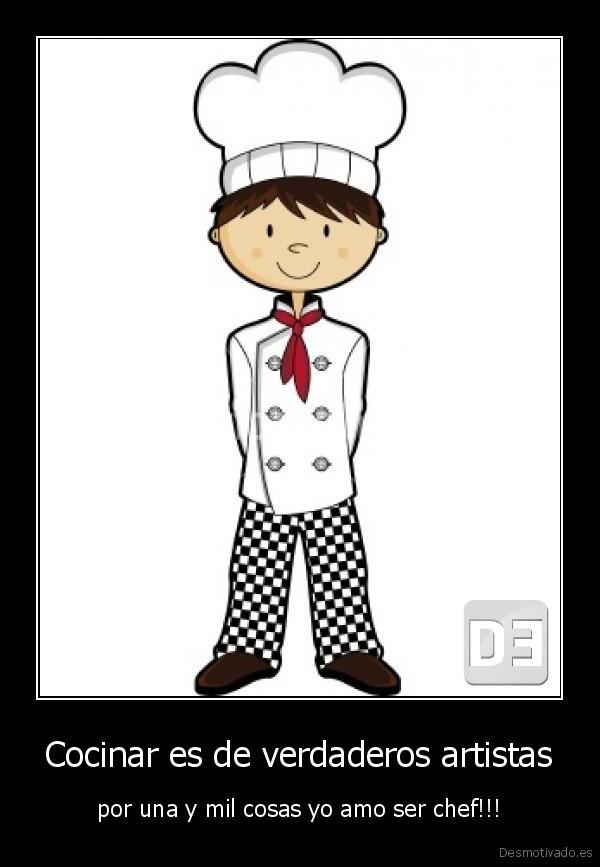 Mas que cocineros chef Cosas para cocinar