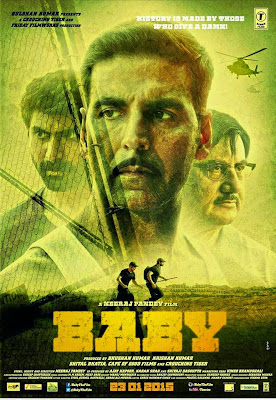 Baby 2015 Hindi DVDScr 400mb