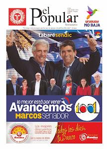 El Popular Nº 290 23/10/2014.