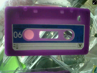 Blackberry 8520 Cassette Case
