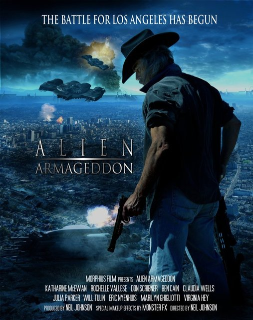 Alien Armageddon (2011)