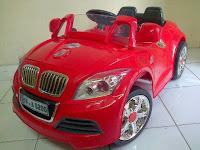 Mobil Mainan Aki DoesToys DT855 BMW 2 Kursi