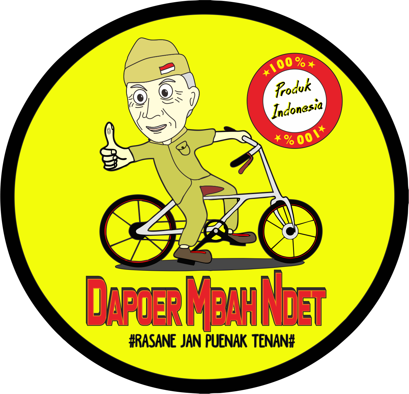 mbah ndet food & beverage