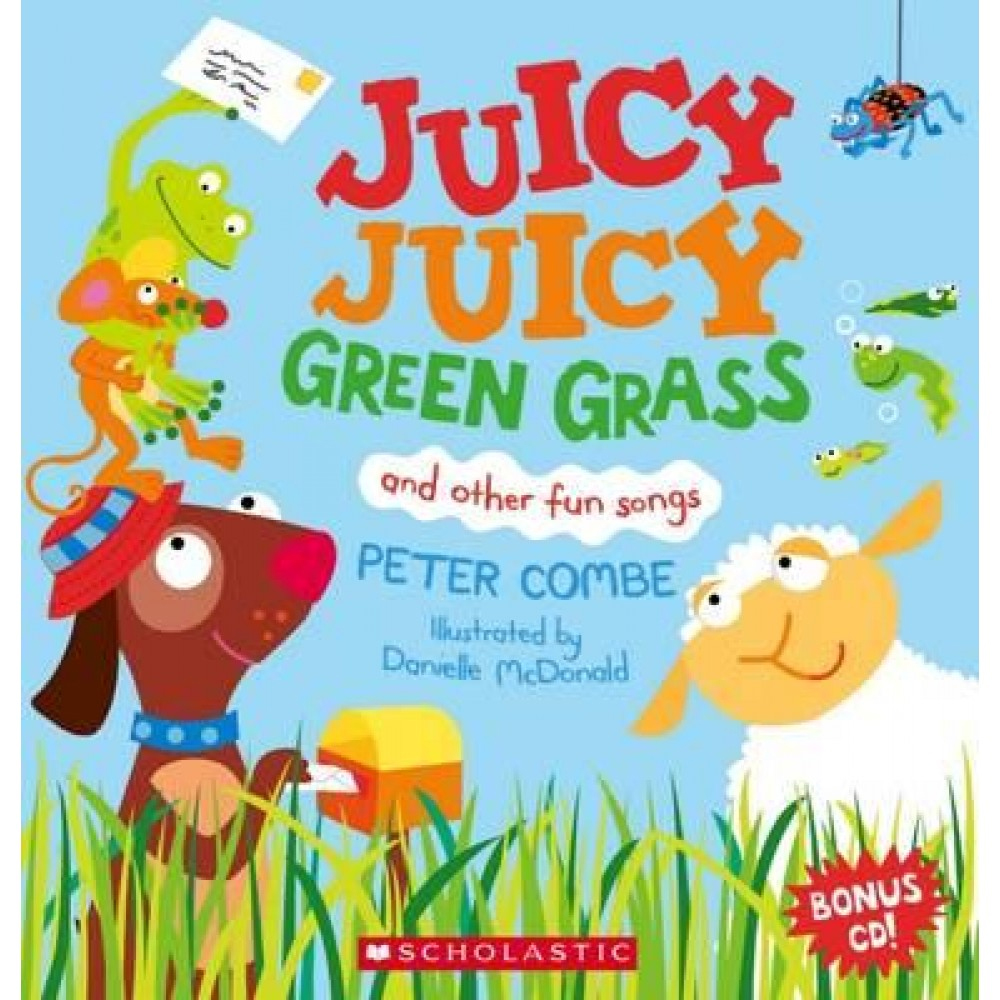 Juicy Juicy Green Grass