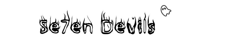 Se7en Devils
