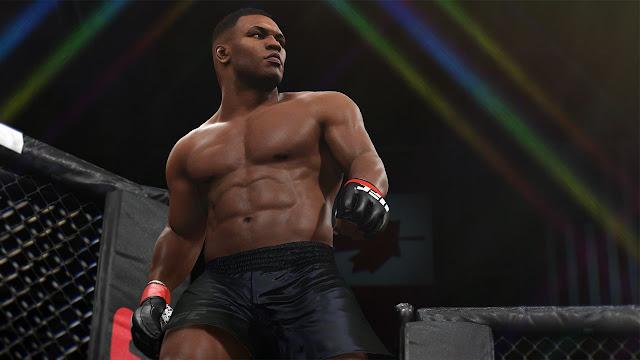 Mike Tyson en UFC 2, noticias de videojuegos