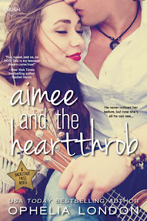 Aimee and the Heartthrob book cover