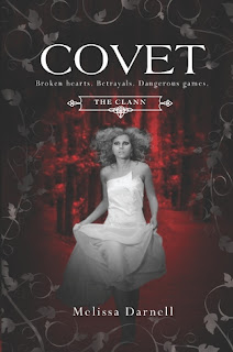 Review of Covet by Melissa Darnell published by Harlequin Teen