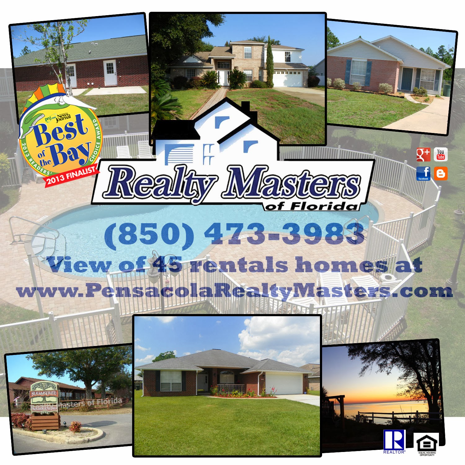 Pensacola Rental Market Experts! Pensacola Property Management~