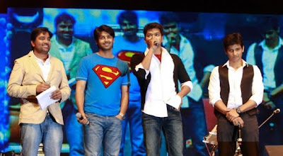 Nanban Vijay film audio launch