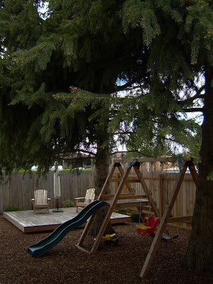 Spruce Tree Play Area