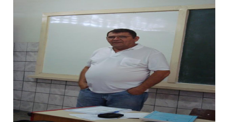 PROFESSOR JOSÉ PORFIRIO DE JESUS