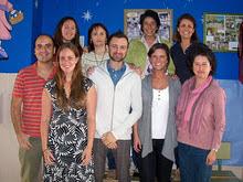 Personal bilingue de nuestro cole 2010-11