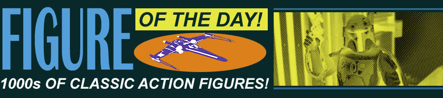 Galactic Hunter&#39;s Star Wars Figure of the Day with Adam Pawlus