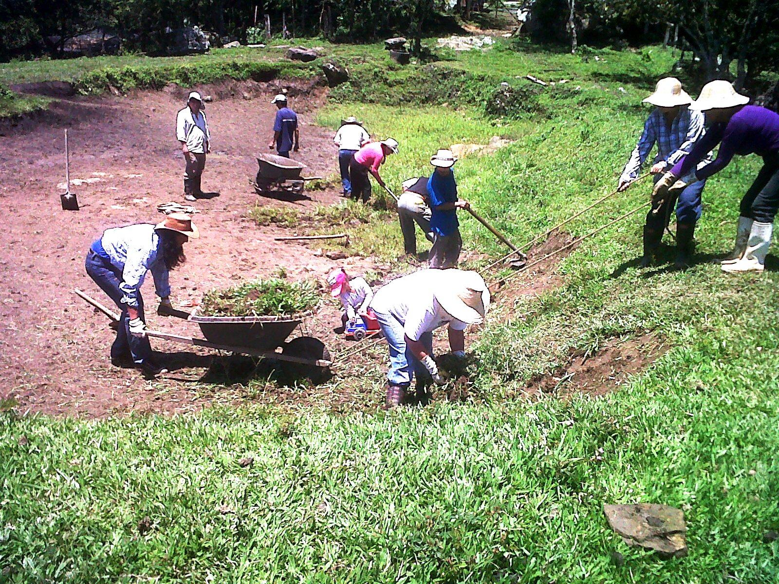 Jovenes rurales emprendedores seguimiento unidades for Proyecto de piscicultura mojarra roja