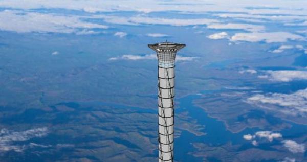 Perusahaan Kanada Mendapat Hak Paten untuk Membangun Elevator Pertama di Dunia