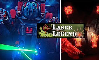Laser Legend San Antonio