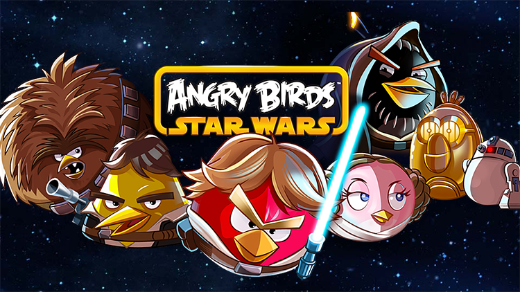 Download Game Angry Bird Star Wars HD APK For Android