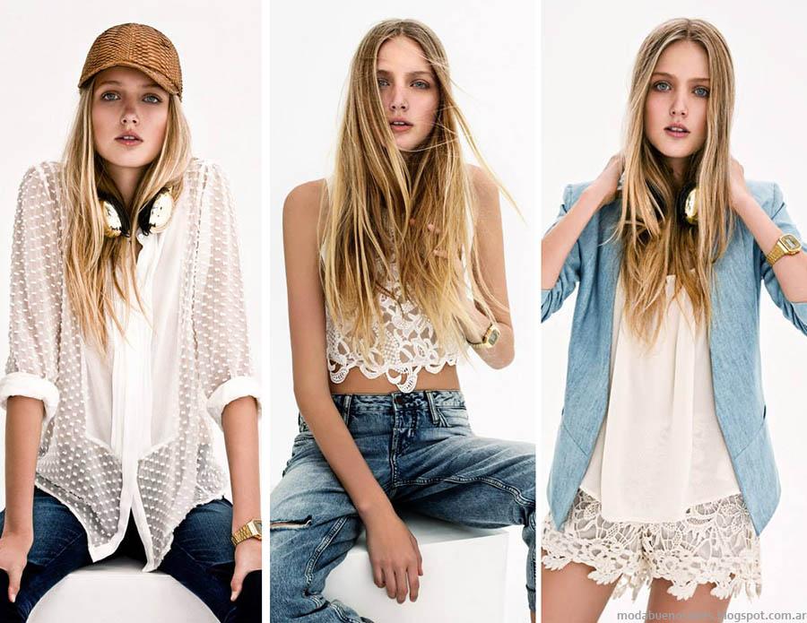 Zara, colecciones y tendencias en ropa Trendencias - imagenes ropa de moda  2016