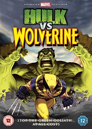 Hulk Vs. Wolverine Blu-Ray Torrent Dublado