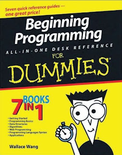 Beginning programming all in one for dummies_cover