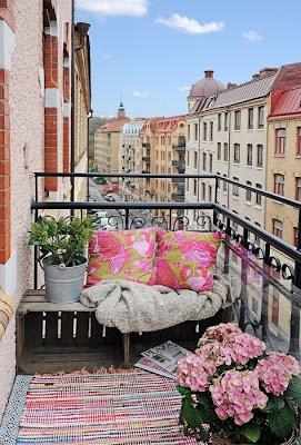 balkon inspiracje