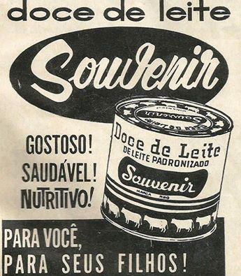 EMPRESA DE LATICÍNIO - DÉCADA DE 1960