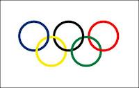 Olympic rings, Olympic symbol, terrorist threat olympics